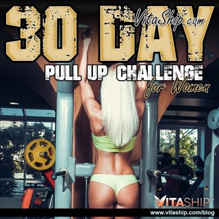 30-Day Pull Up Challenge
